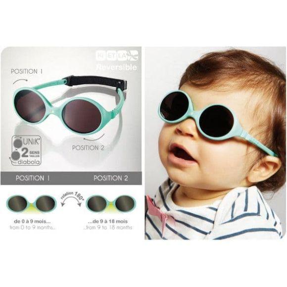 Γυαλιά Ηλίου Diabola KiETLA 0-18 μηνών μπλε ρουαγιάλ (blue royal) στο Bebe Maison