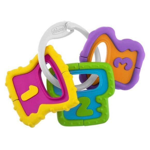 Chicco χρωματιστά Κλειδιά στο Bebe Maison