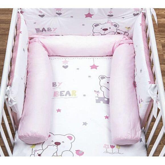 """Καραμέλα-Μειωτής κρεβατιού Picci """"Mami"""" pink στο Bebe Maison"""