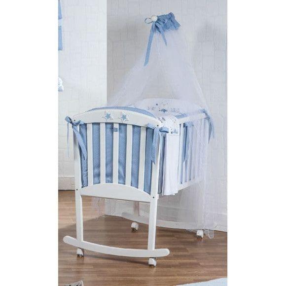Λίκνο Picci σχέδιο Mami blue στο Bebe Maison