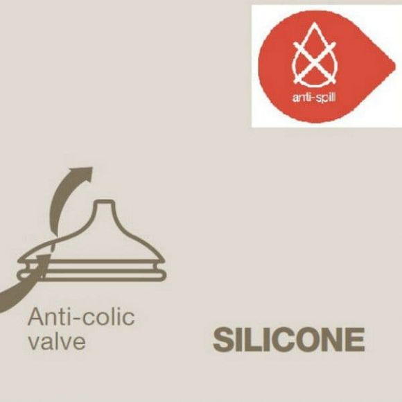 Suavinex Ανταλακτικό ρύγχος NON SPLIT στόμιο Σιλικόνης στο Bebe Maison