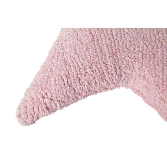 Μαξιλάρι αστέρι Lorena Canals ροζ στο Bebe Maison