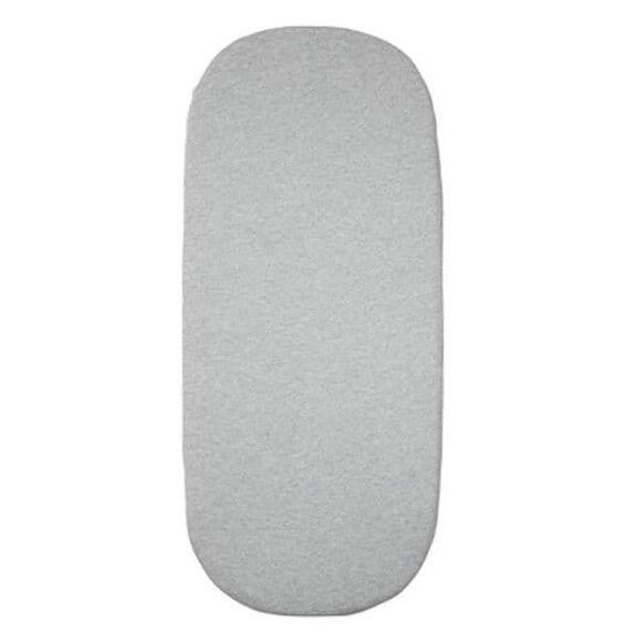 Joolz Essentials fitted sheet grey melangne στο Bebe Maison