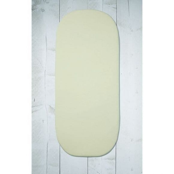 Joolz Essentials fitted sheet off-white στο Bebe Maison