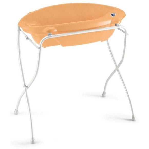 Βάση μπανιέρας χιαστή Cam Stand Universale (ιδανική για Baby Bagno και Bollicina) χρώμα λευκό στο Bebe Maison