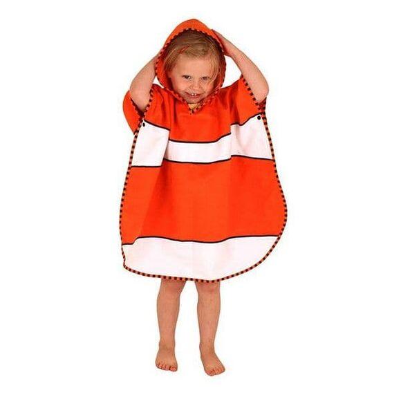Παιδική πετσέτα LittleLife Poncho Nemo στο Bebe Maison