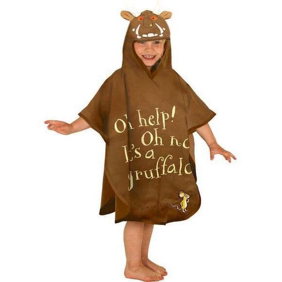 Παιδική πετσέτα LittleLife Poncho Gruffalo στο Bebe Maison