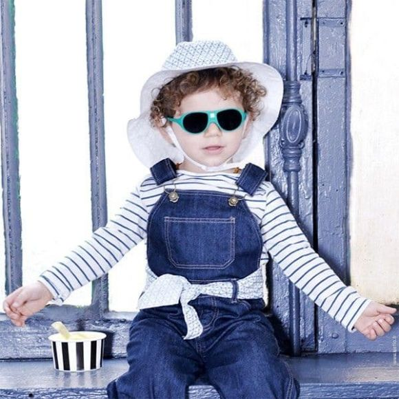 Γυαλιά Ηλίου Kietla Jokala  2-4 ετών Pink στο Bebe Maison