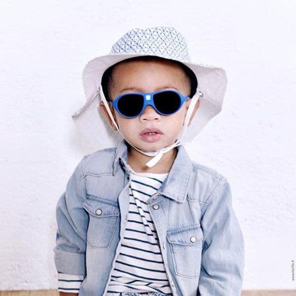 Γυαλιά Ηλίου Jokala KiETLA 2-4 ετών μπλε ρουαγιάλ (blue royal) στο Bebe Maison