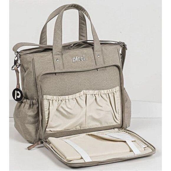 Τσάντα αλλαξιέρα Picci Collection Star Avana στο Bebe Maison