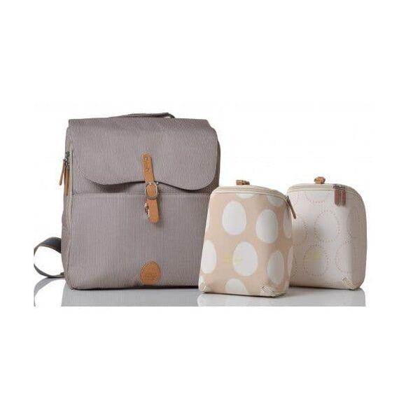 Τσάντα αλλαξιέρα Pacapod Hastings Driftwood στο Bebe Maison