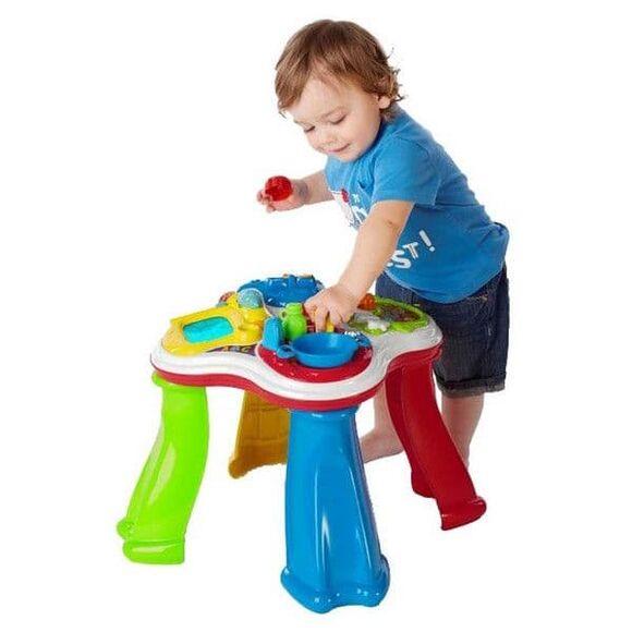 Chicco Εκπαιδευτικό τραπέζι μεγαλώνω και μαθαίνω στο Bebe Maison