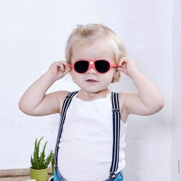 Γυαλιά Ηλίου Kietla Jokala  2-4 ετών Light grey στο Bebe Maison