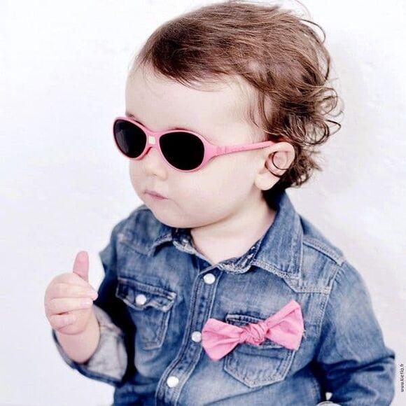 Γυαλιά Ηλίου Jokaki KiETLA 12-30 μηνών light grey στο Bebe Maison