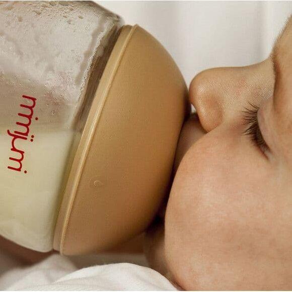 Μπουκάλι θηλασμού Mimijumi 240 ml στο Bebe Maison