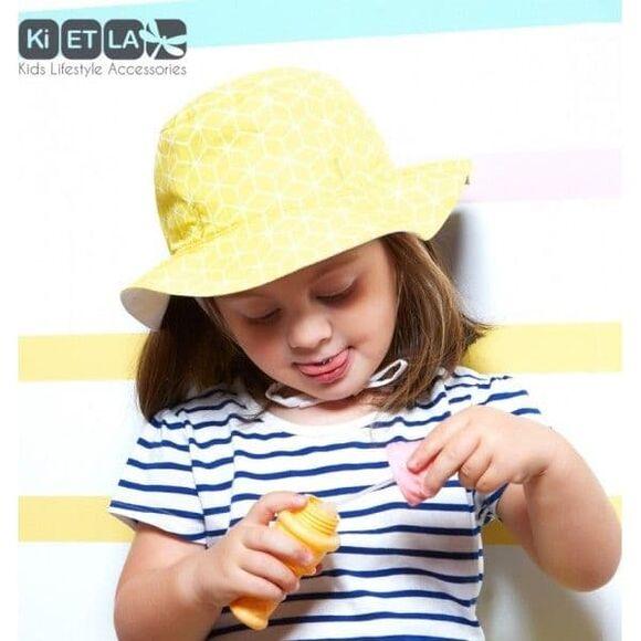 Καπέλo Kietla 2 όψεων με UV προστασία Cubic Sun στο Bebe Maison