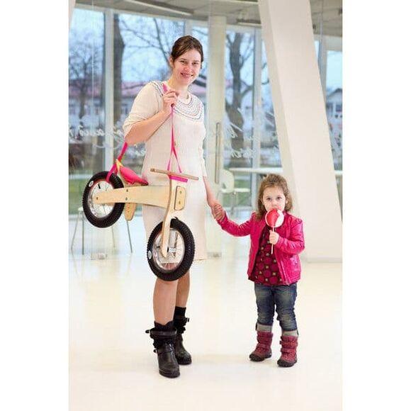 Dip-Dap Ιμάντας για εύκολη μεταφορά του ποδηλάτου στο Bebe Maison