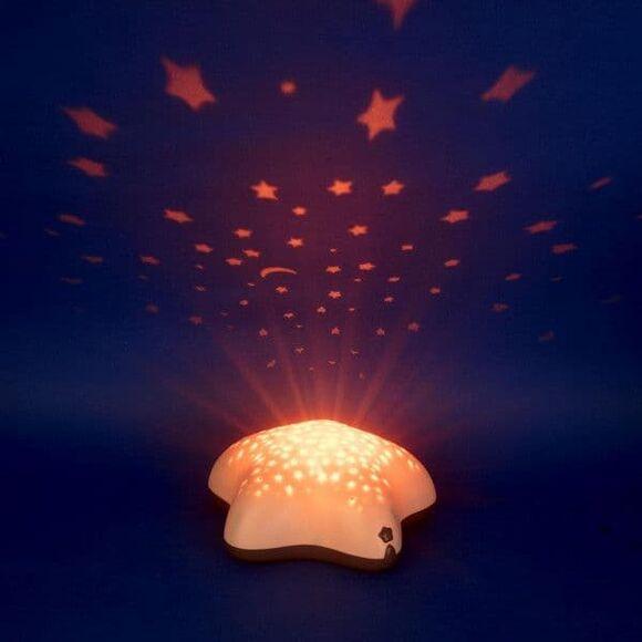 Pabobo SP02BAT-TIMOLEO Μουσικός προβολέας αστεριών γαλάζιο στο Bebe Maison