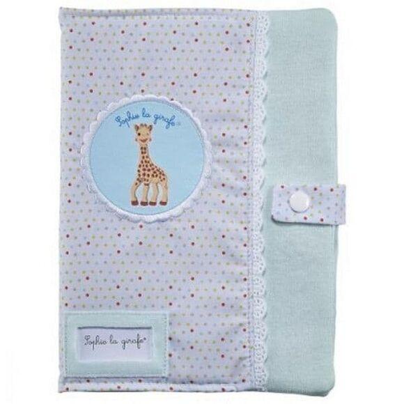 Sophie la girafe Σετ δώρου με Κάλυμμα βιβλιαρίου υγείας στο Bebe Maison
