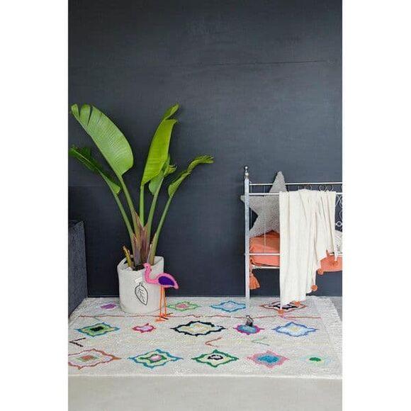 Lorena Canals Καλάθι αποθήκευσης Leaf natural στο Bebe Maison