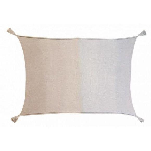 Βρεφική κουβέρτα Lorena Canals Ombre Blue-grey στο Bebe Maison