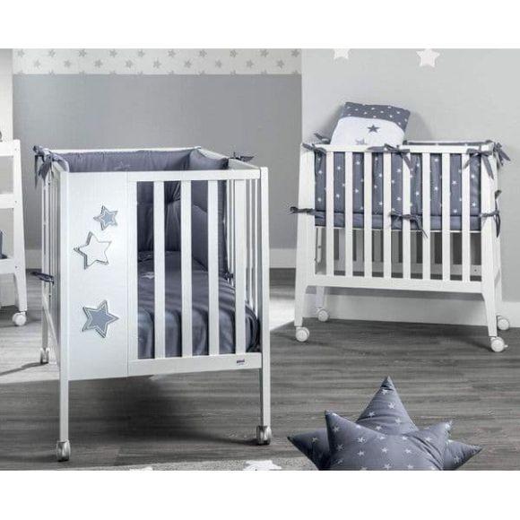 Βρεφικό κρεβάτι και λίκνο Picci σχέδιο Stella Converse bianco στο Bebe Maison