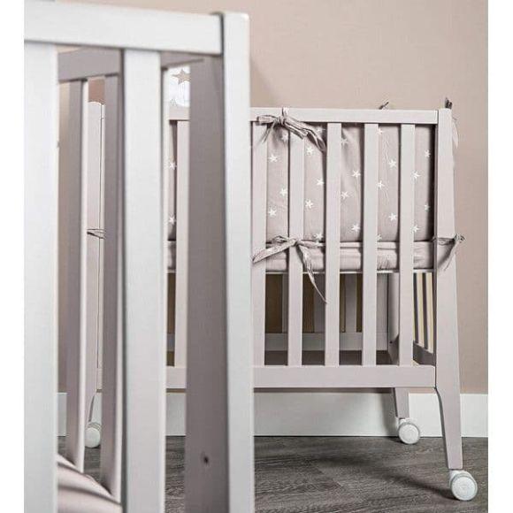 Βρεφικό κρεβάτι και λίκνο Picci σχέδιο Stella Converse sabbia στο Bebe Maison