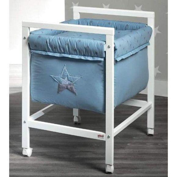 Λίκνο Picci Nido σχέδιο Stella azzurro στο Bebe Maison