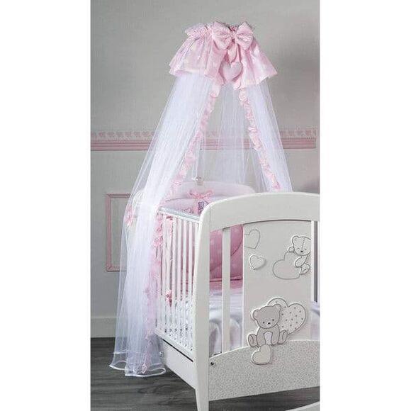 Κουνουπιέρα Picci σχέδιο Amelie rosa στο Bebe Maison