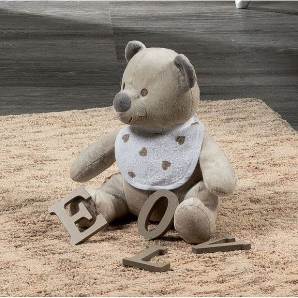 Μαλακός αρκούδος Picci Amelie panna στο Bebe Maison
