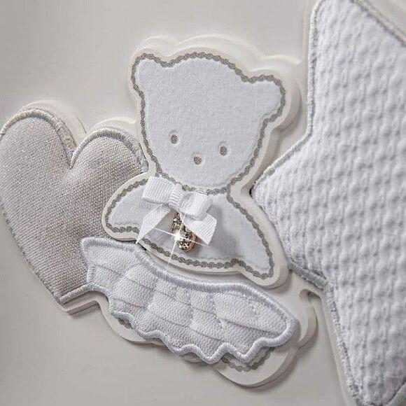 Βρεφικό κρεβάτι Picci σχέδιο Nanny bianco στο Bebe Maison