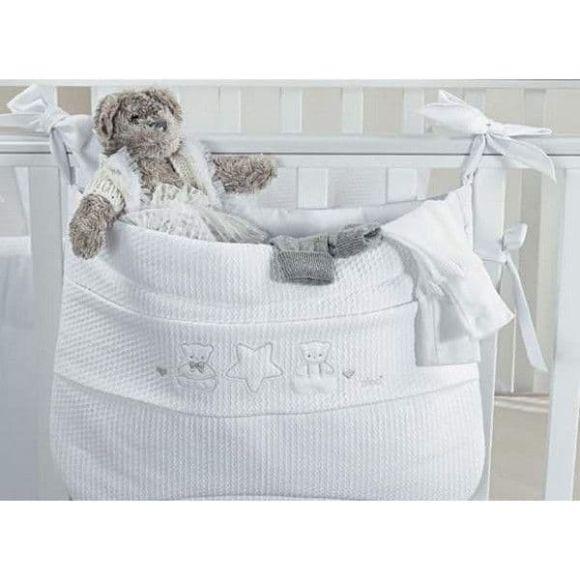 Θήκη κρεβατιού Picci σχέδιο Nanny panna στο Bebe Maison