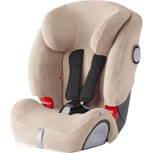 Κάλυμμα SUMMER COVER για κάθισμα αυτοκινήτου Britax-Romer Evolva 1-2-3 SL Sict στο Bebe Maison