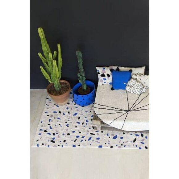 Lorena canals χαλί δωματίου στρόγγυλο trace beige 160 εκ. στο Bebe Maison
