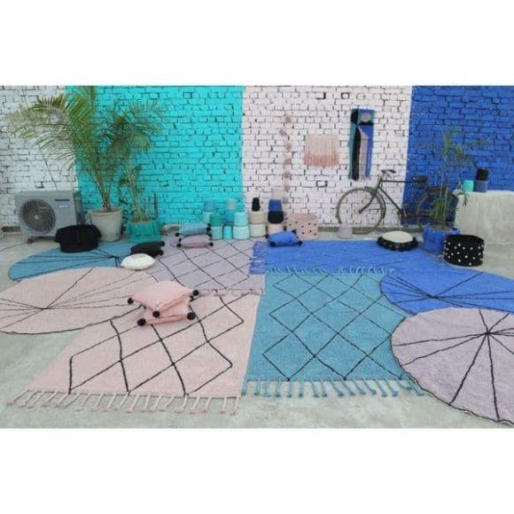 Παιδικό χαλί Lorena Canals στρόγγυλο trace klein 160εκ διάμετρος στο Bebe Maison