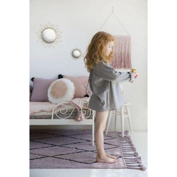 Παιδικό χαλί Lorena Canals bereber wood rose 140x200 εκ. στο Bebe Maison