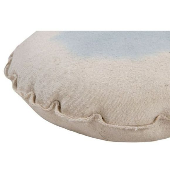 Lorena Canals μαξιλάρι στρογγυλό tie-dye (μπεζ-γαλάζιο) στο Bebe Maison