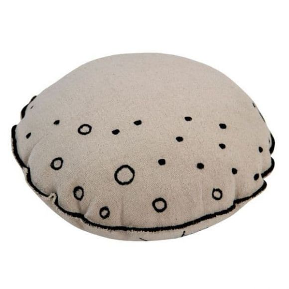 Lorena Canals μαξιλάρι στρογγυλό σελήνη στο Bebe Maison