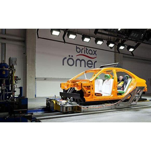 Κάθισμα αυτοκινήτου Britax Romer Dualfix i-size Storm Grey στο Bebe Maison