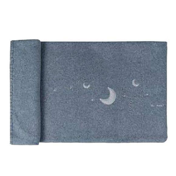 Κουβέρτα fleece αγκαλιάς Picci από τη συλλεκτική σειρά Dili Best σχέδιο Astrid blue στο Bebe Maison