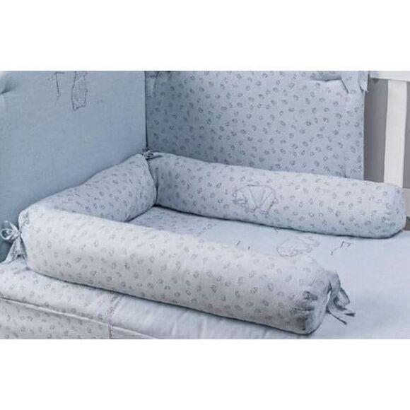 Μειωτής κρεβατιού-καραμέλα Picci από τη συλλεκτική σειρά Dili Best σχέδιο Astrid blue στο Bebe Maison