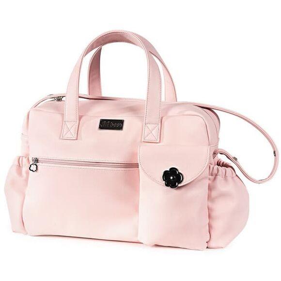 Τσάντα αλλαξιέρα Picci από τη συλλεκτική σειρά Dili Best Borsa Mamma Eli Pink στο Bebe Maison