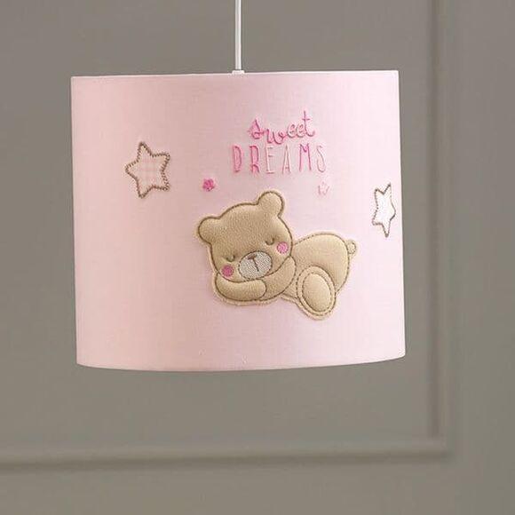 Φωτιστικό οροφής Funna σχέδιο Sweet Dreams pink στο Bebe Maison