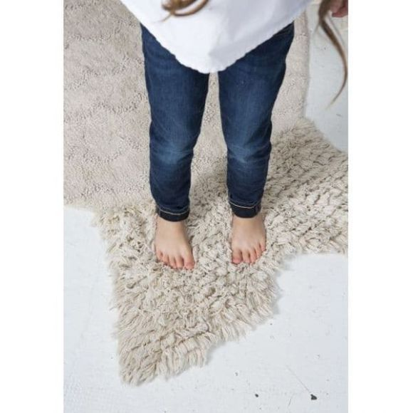 Παιδικό χαλί Lorena Canals Hippy Stars grey C-ΗΙ-SΤ-GRΕΥ 120x175 στο Bebe Maison
