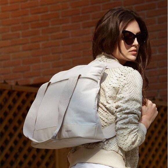 Τσάντα αλλαξιέρα-σακίδιο πλάτης Inglesina Aptica Cashmere Beige στο Bebe Maison
