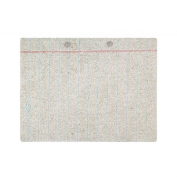 Παιδικό χαλί Lorena Canals Notebook 120x160 στο Bebe Maison