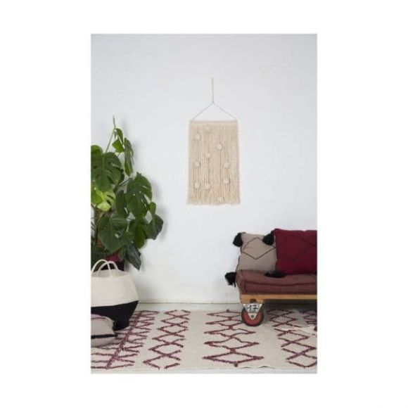 Lorena Canals Κρεμαστό διακοσμητκό Cotton Field στο Bebe Maison