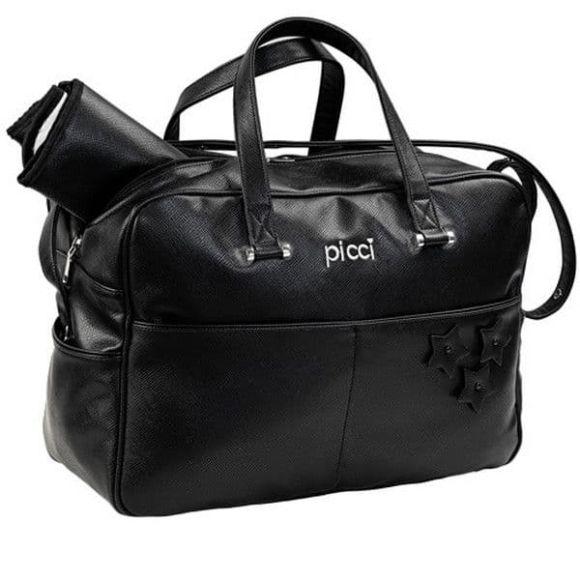 Τσάντα αλλαξιέρα Picci Sofia Black στο Bebe Maison