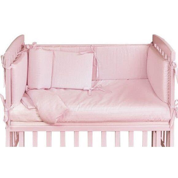 Σετ προίκας για λίκνο Picci Lella Pink waves στο Bebe Maison