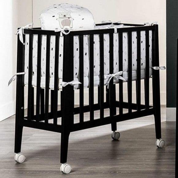 Βρεφικό κρεβάτι και λίκνο Picci σχέδιο Orso Converse Black στο Bebe Maison